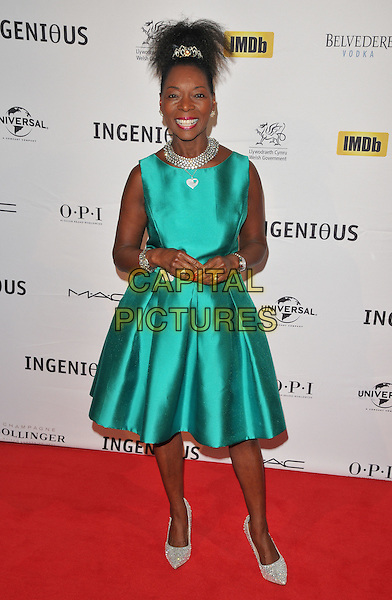 Floella Benjamin at the National Film and Television School's ( NFTS ) Gala, Old Billingsgate, Old Billingsgate Walk, Lower Thames Street, London, England, UK, on Tuesday 28 June 2016.<br /> CAP/CAN<br /> &copy;CAN/Capital Pictures
