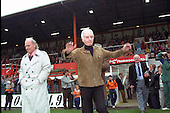 Sir Stanley Matthews and Jock Dodds