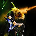 Megadeth 2011