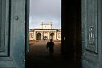 20060213 - France - Vincennes<br />ENTRE DU CHATEAU DE VINCENNES, COTE BOIS DE VINCENNES<br />Ref: CHATEAU_DE_VINCENNES_002 - © Philippe Noisette