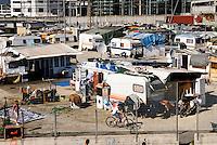 - Milano, Il campo rom di via Triboniano, destinato  allo sgombero alla met&agrave; di ottobre dal Comune di Milano<br /> <br /> - Milan, Roma gypsies camp in Triboniano street, fated to be moved out by Milan Municipality