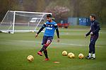 04.05.2018 Rangers training: Eduardo Herrera