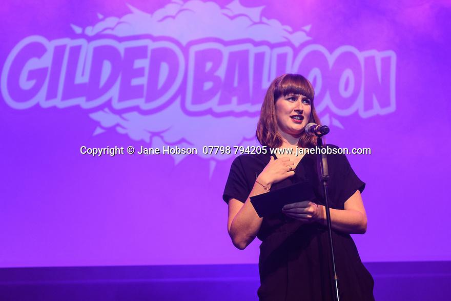 The Gilded Balloon launches its Edinburgh Festival Fringe 2016 programme. Picture shows: Katy Koren