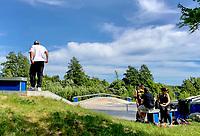 Skatepark opens during relaxed lockdown - 18.05.2020