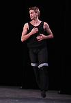 Andrei Merkuriev from the Bolshi Ballet performing 'Tristan & Isolde' during the rehearsal for 'Stars of the 21st Century' at the David H. Koch Theater at Lincoln Center  on October 18, 2012 in New York City.