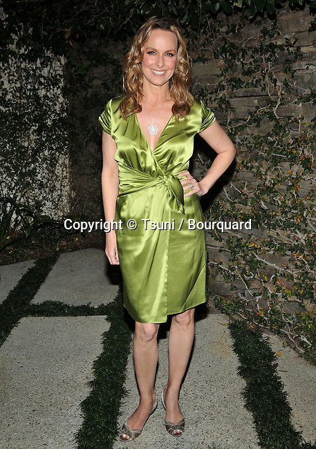 Melora Hardin _38   -<br /> Women In Film - WIF -Pre Oscars Cocktail Party at Peter and Tara Guber Residence In Bel Air - Los Angeles.