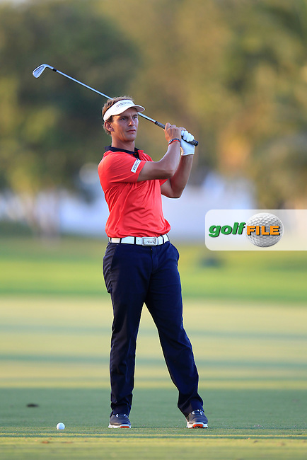 Joost Luiten (USA) during the 2nd round at the WGC Cadillac Championship, Blue Monster, Trump National Doral, Doral, Florida, USA<br /> Picture: Fran Caffrey / Golffile