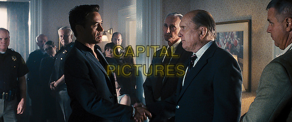 Robert Downey Jr., Robert Duvall<br /> in The Judge (2014)<br /> *Filmstill - Editorial Use Only*<br /> CAP/NFS<br /> Image supplied by Capital Pictures
