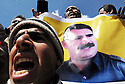 Iraq 2009 .Celebration of Nowruz in Qandil by supporters of PKK.<br />