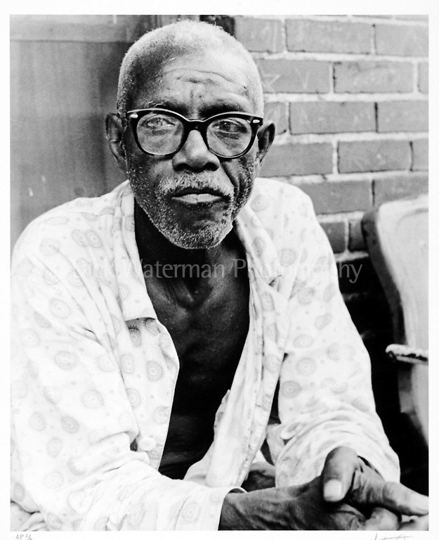 Furry Lewis, Memphis 1964