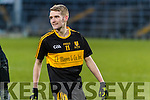 Gavin O'Shea Dr. Crokes players and supporters celebrate defeating Corofin in the Semi Final of the Senior Football Club Championship at the Gaelic Grounds, Limerick on Saturday.