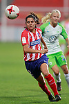 Atletico de Madrid's Kenti Robles during UEFA Womens Champions League 2017/2018, 1/16 Final, 1st match. October 4,2017. (ALTERPHOTOS/Acero)