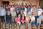 Key to the Door - Linda O'Sullivan from Ardfert, seated centre, having a ball with family and friends at her 21st birthday in Na Gael GAA Club..   Copyright Kerry's Eye 2008