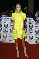 Storm Keating<br /> The Pride Of Britain Awards at Grosvenor House Hotel, on October 30, 2017 in London, England. <br /> CAP/PL<br /> &copy;Phil Loftus/Capital Pictures /MediaPunch ***NORTH AND SOUTH AMERICAS ONLY***