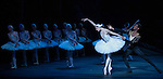 "English National Ballet. ""Swan Lake"". Choreography: Derek Deane."