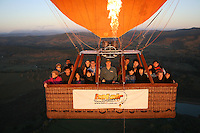 20120614 June 14 Hot Air Balloon Gold Coast