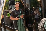 04.07.2019, Posthotel, Zell am Ziller, AUT, TL Werder Bremen - Posthotel Ankunft Tag 00<br /> <br /> im Bild / picture shows <br /> <br /> Stefanos Kapino (Werder Bremen #27)<br /> <br /> Foto © nordphoto / Kokenge