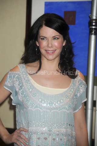 Lauren Graham attends the 75th Annual Drama League Awards at the Marriot Marquis in New York City. May 15, 2009 Credit: Dennis Van Tine/MediaPunch
