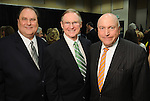 From left: John Onstott, Don Willis and James Madget at the VIP Reception for the Celebration of Reading event at the Hobby Center Thursday  April 21,2016(Dave Rossman Photo)