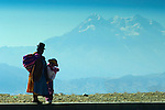 Mt Illiamani_El Alto_Bolivia