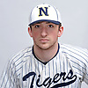 Jacob McCarthy of Northport poses for a portrait during Newsday's varsity baseball season preview photo shoot at company headquarters on Saturday, March 18, 2017.