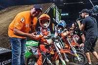 KTM Challenge<br /> 2018 SX Open - Sydney <br /> Australian Supercross Championships<br /> Qudos Bank Area / Sydney Aus<br /> Saturday Nov 10th 2018<br /> © Sport the library/ Jeff Crow / AME