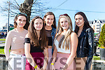 Anna Kate Cournane, Rachel O'Grady, Cliona Murphy, Niamh Clifford Sorcha Lynch, Caherciveen