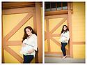 Jordan's Belly Urban Maternity Session