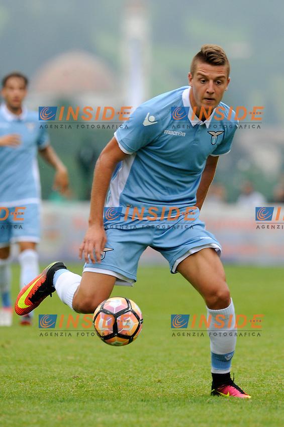 Sergej Milinkovic Savic <br /> Calcio Lazio 2016/2017 <br /> Foto Insidefoto