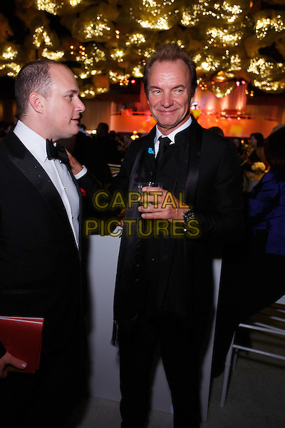 Sting attends the Governors Ball after the live ABC Telecast of The 89th Oscars&reg; at the Dolby&reg; Theatre in Hollywood, CA on Sunday, February 26, 2017.<br /> *Editorial Use Only*<br /> CAP/PLF/AMPAS<br /> Supplied by Capital Pictures