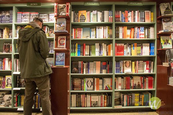R.J. Julia Bookstore and shop. Madison, CT
