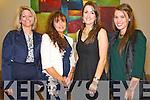 Enjoying the  Fashion show in aid of MS Ireland in Ballyroe Hotel on Saturday Pictured  Lyn McCord, Helen Power, Patricia Bennett, Genny Ann Crowley,