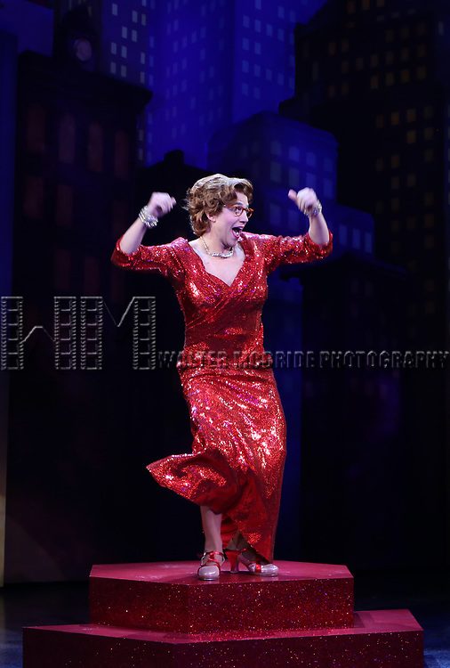 """Santino Fantana during the Broadway Opening Night of """"Tootsie"""" at The Marquis Theatre on April 22, 2019  in New York City."""