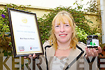 Melanie Harty from Harty's Foods who won the Best Value for Money Award last week.