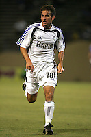 Guy Melamed. The San Jose Earthquakes defeated the Colorado Rapids 1-0 at Spartan Stadium in San Jose, CA on June 29, 2005.
