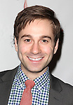 Michael Fatica.attending the 'NEWSIES' Opening Night after Party at the Nederlander Theatre in New York on 3/29/2012
