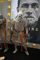 """LOS ANGELES - MAY 8:  Atmosphere at the """"King Arthur Legend of the Sword"""" World Premiere on the TCL Chinese Theater IMAX on May 8, 2017 in Los Angeles, CA"""