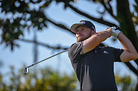 Tyrrell Hatton (ENG) watches his tee shot on 2 during round 3 of the Arnold Palmer Invitational at Bay Hill Golf Club, Bay Hill, Florida. 3/9/2019.<br /> Picture: Golffile | Ken Murray<br /> <br /> <br /> All photo usage must carry mandatory copyright credit (&copy; Golffile | Ken Murray)