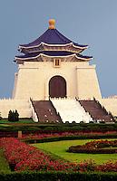 Taiwan, Taipei,  Chiang Kai Shek Memorial