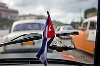 Car culture and their mechanics in Habana, Cuba