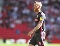 Leeds United's Adam Forshaw  <br /> <br /> Photographer Stephen White/CameraSport<br /> <br /> The Premier League - Stoke City v Leeds United - Saturday August 24th 2019 - bet365 Stadium - Stoke-on-Trent<br /> <br /> World Copyright © 2019 CameraSport. All rights reserved. 43 Linden Ave. Countesthorpe. Leicester. England. LE8 5PG - Tel: +44 (0) 116 277 4147 - admin@camerasport.com - www.camerasport.com