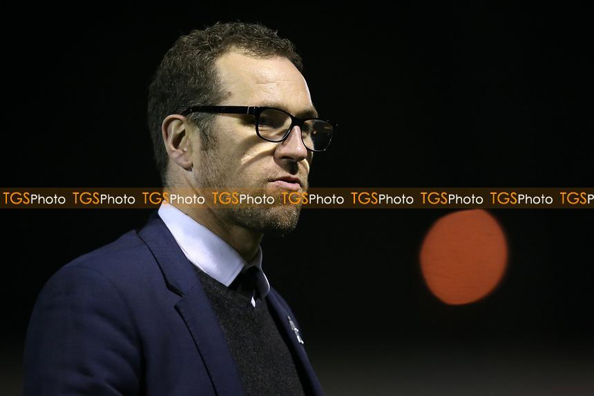 Crewe Alexandra manager David Artell during Crawley Town vs Crewe Alexandra, Sky Bet EFL League 2 Football at Broadfield Stadium on 14th March 2017
