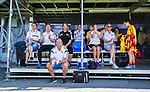 Tyres&ouml; 2014-05-25 Fotboll Damallsvenskan Tyres&ouml; FF - FC Roseng&aring;rd :  <br /> Tyres&ouml;s avbytarb&auml;nk med tr&auml;nare Tony Gustavsson l&auml;ngst till v&auml;nster<br /> (Foto: Kenta J&ouml;nsson) Nyckelord:  Damallsvenskan Tyres&ouml;vallen Tyres&ouml; TFF FC Roseng&aring;rd FCR Malm&ouml;