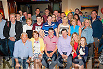 21 wishes<br /> -------------<br /> Darren Leahy,Causeway,(seated centre) had a great night celebrateing his 21st birthday in Harty's bar,Causeway along with many friends and family