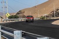 Carretera municipio Jorge Basadre