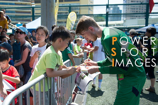 HKFC Citi Soccer Sevens 2017 on 27 May 2017 at the Hong Kong Football Club, Hong Kong, China. Photo by Marcio Rodrigo Machado / Power Sport Images