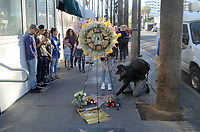 NOV 12 Stan Lee's Star on the Hollywood Walk of Fame