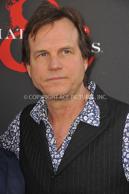 WWW.ACEPIXS.COM . . . . .  ....May 21 2012, LA....Bill Paxton at a special screening of 'Hatfields & McCoys' hosted by The History Channel at Milk Studios on May 21, 2012 in Hollywood, California. ....Please byline: PETER WEST - ACE PICTURES.... *** ***..Ace Pictures, Inc:  ..Philip Vaughan (212) 243-8787 or (646) 769 0430..e-mail: info@acepixs.com..web: http://www.acepixs.com