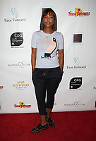 WEST HOLLYWOOD, CA - JUNE 22: Aisha Tyler at Face Forward's 3rd Annual Laugh It Forward Event at The Comedy Store in West Hollywood, California on June 22, 2017. Credit: Faye Sadou/MediaPunch