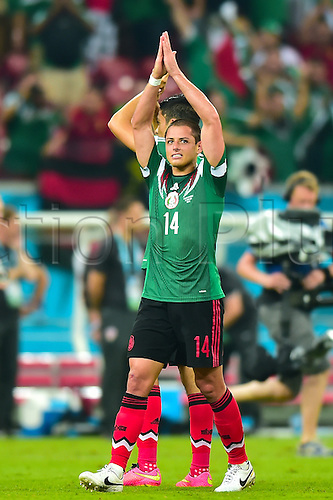 23.06.2014: Mexico. World Cup<br />